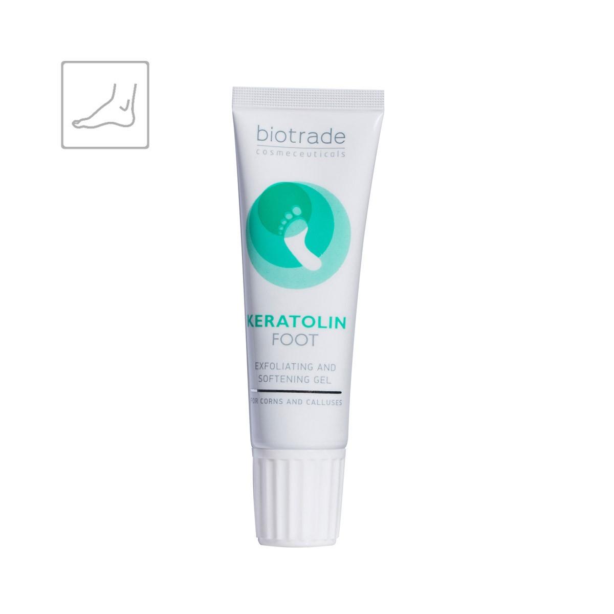 Keratolin Foot Softening Gel Biotrade na změkčení nohou