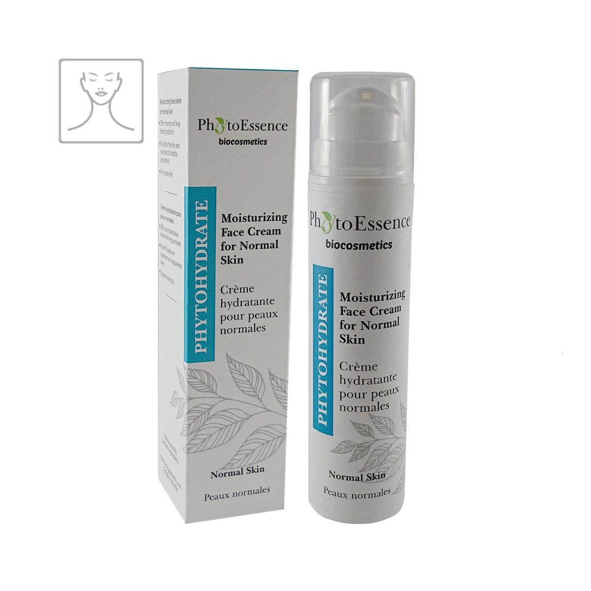 Moisturizing Face Cream for Normal Skin PhytoEssence hydratační pleťový krém pro normální pokožku