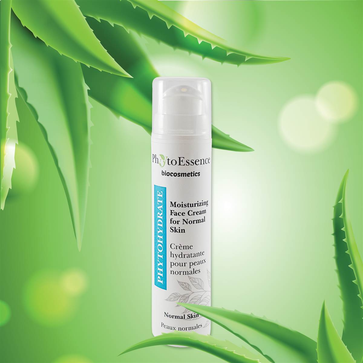 Hydratační krém pro normální pokožku