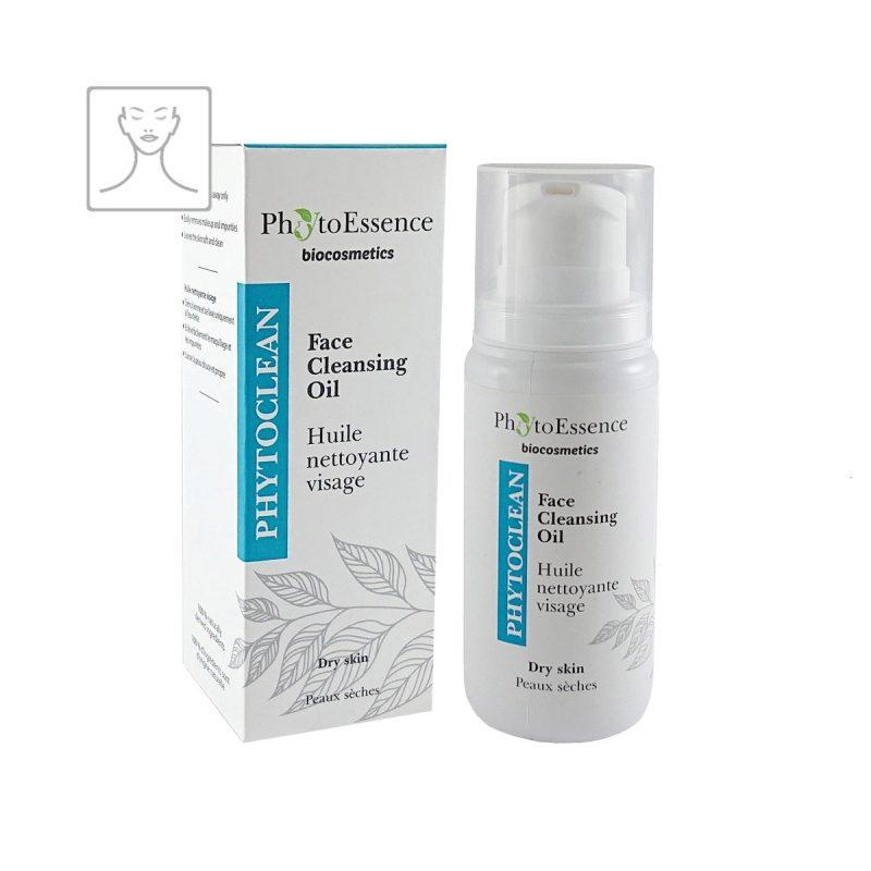 Face Cleansing Oil PhytoEssence jemný čisticí pleťový olej s protizánětlivým účinkem