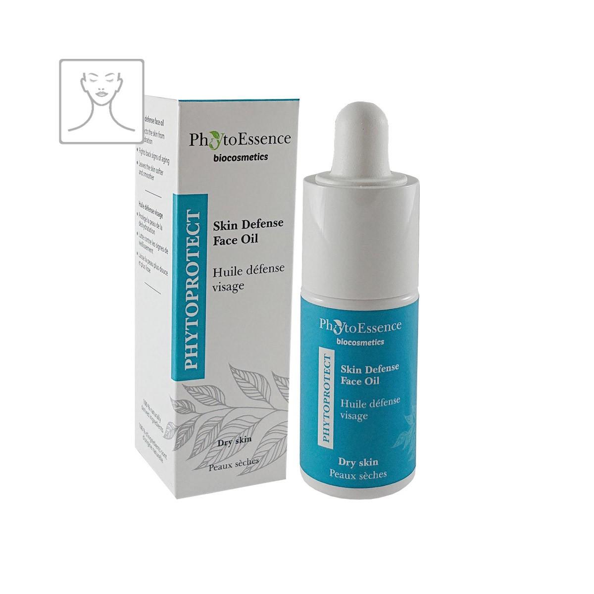 Skin Defense Face Oil PhytoEssence ochranný pleťový olej s granátovým jablkem