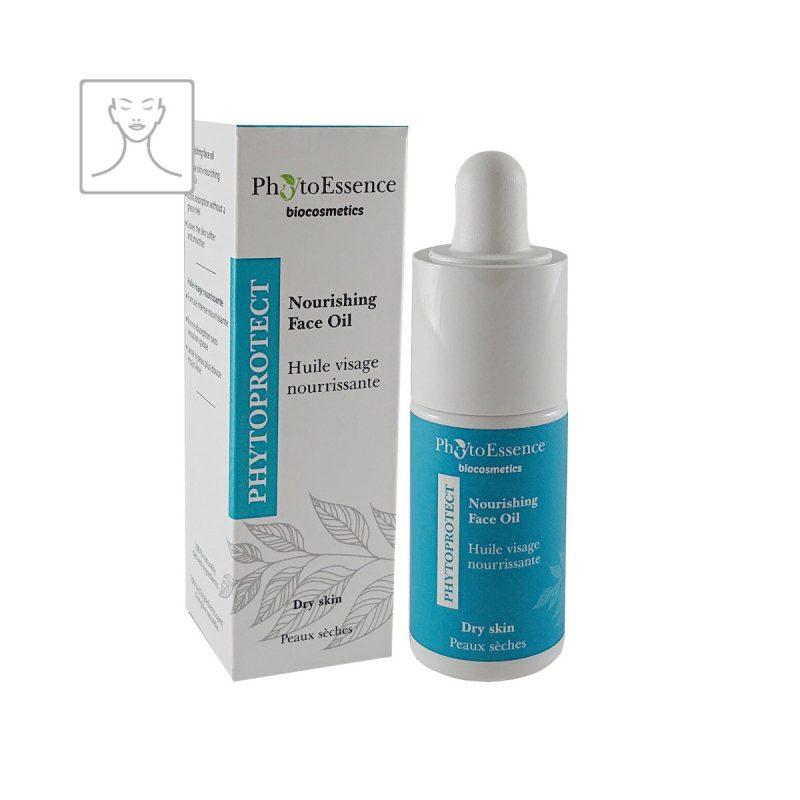Nourishing Face Oil PhytoEssence výživný pleťový olej pro dehydrovanou pokožku