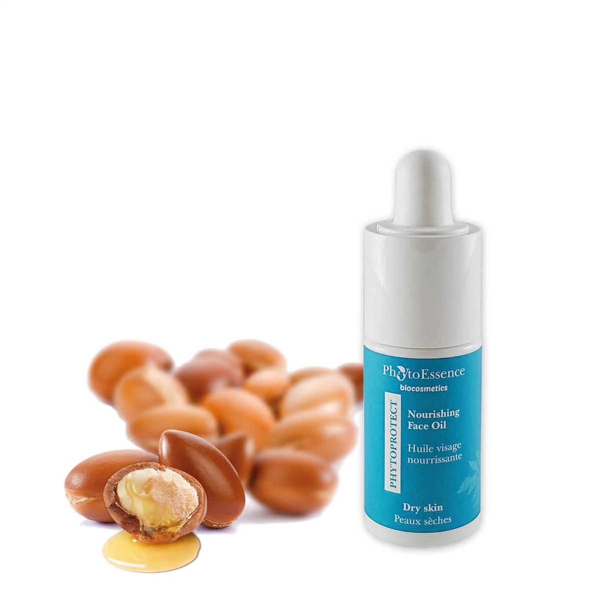 Výživný pleťový olej