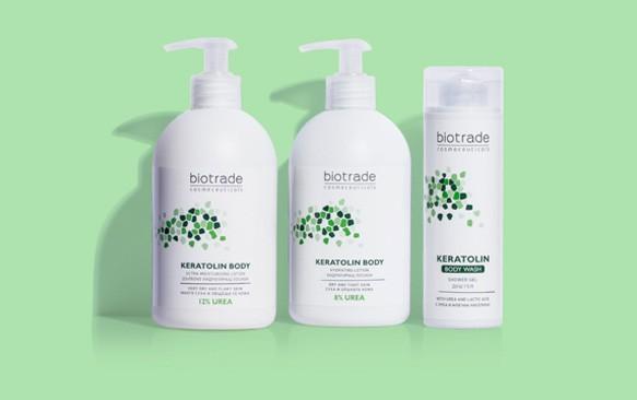 PepeDerme biotrade keratolin body