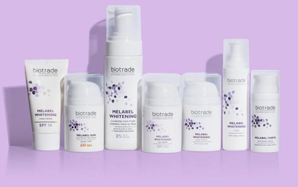 PepeDerme biotrade melabel whitening